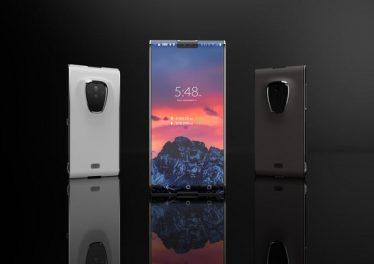 Foxconn Finney Smartfon