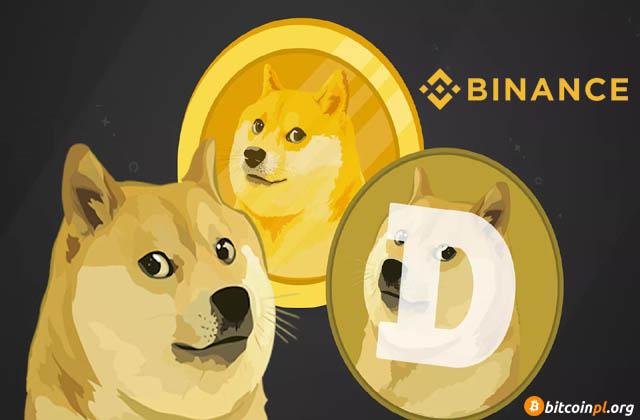 dogecoin-binance