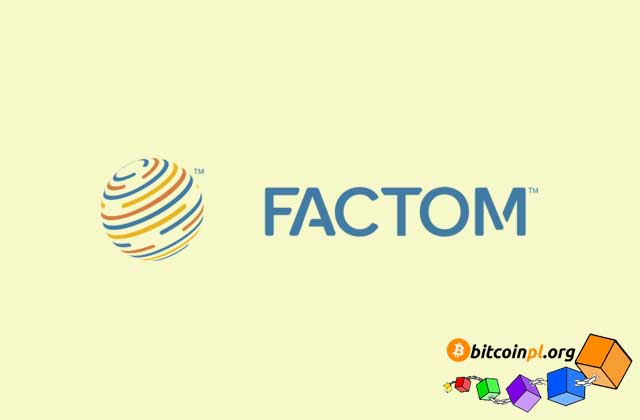 Factom-kryptowaluta-blockchain