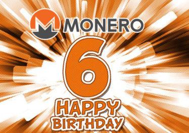 monero-6-birthday