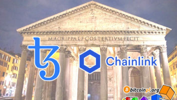 tezos-chainlink-oracle
