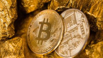 Bitcoin-i-zloto