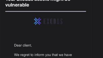 exodus-scam-email