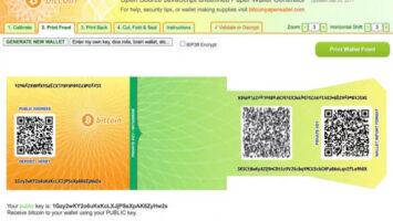 bitcoinpaperwallet